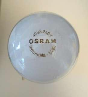 Osram Light Bulb (40W, E14)