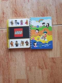 🚚 BN Lego & Toys R Us notebook