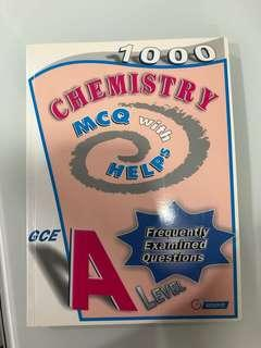 1000 chemistry mcqs with answers