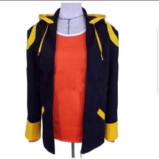 🚚 Mystic Messenger 707 Luciel Saeyoung Choi cosplay shirt + jacket