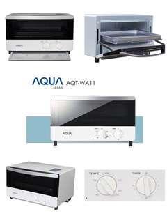 🆕日本AQUA時尚烤箱 (白) 《AQT-WA11-T》2018年製造 🔺免運