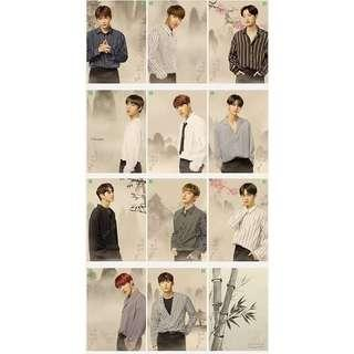 Wanna One G-Market Bromide