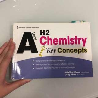 H2 chemistry A level key concepts