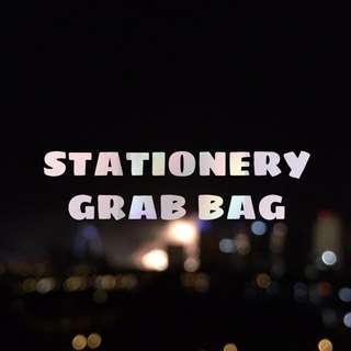🚚 stationery grab bag!