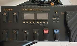 🚚 Boss GT-100