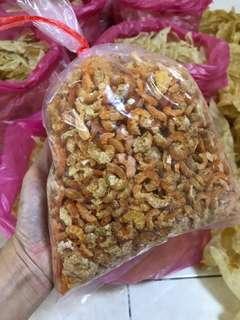 Homemade Dried Shrimps