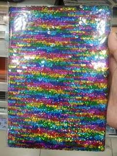 Bling-bling notebook #MMAR18