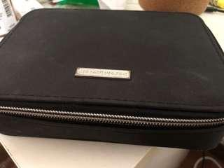 BareMinerals make up bag with mirror