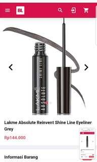 Lakme absolute reinvest shine line