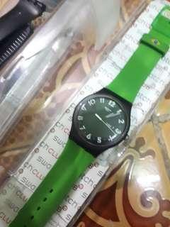 Swatch new gent udah ganti strap