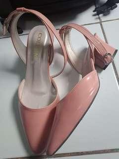 Heels pink