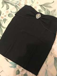 Rok Hitam / back skrit new!!