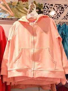 🚚 BNWT Disney Princess Jacket with Removable Hoodie