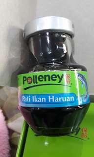 Pati ikan haruan polleney