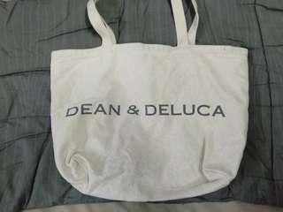 Dean & Deluca Tote Bag