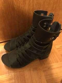 Forever 21 low heel sandal