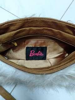 Barbie Furry Handbag