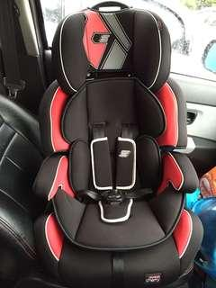 Sweet Cherry Canyon Booster LB-517 Car Seat