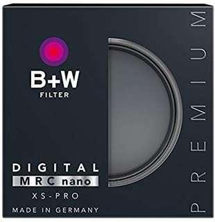 🚚 B+W XS-Pro Kaesemann High Transmission Circular PolarizerFilter | CPL | 58mm 67mm 77mm Filter