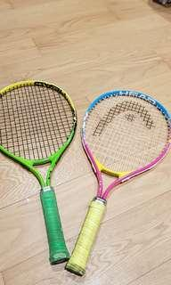 HEAD tennis rackets for toddlers
