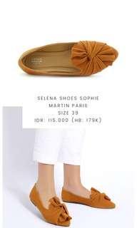 Flatshoes sophie martin paris free ongkir