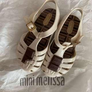 🚚 Mini Melissa Shoes