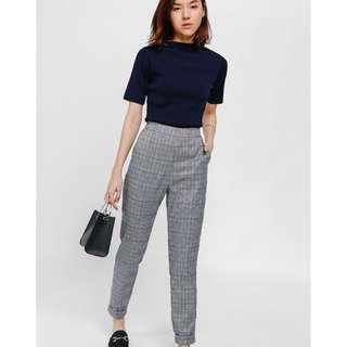 🚚 Love Bonito LB - Prischa Tweed Cuffed Pants - Size S