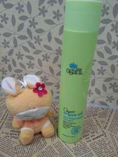 [READY STOCK] Organic Argan Oil Hair Fall Control Cleanser Shampoo