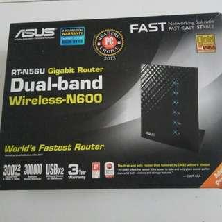 2.4G 5G router Asus
