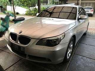 BMW E60 520i 2004 Antiek Twrawat