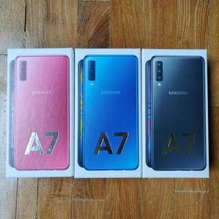🚚 BNIB Samsung Galaxy A7 2018
