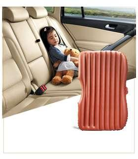 Cars Trucks Air Mattresses Inflatable Bed Cushion With Kids Protective Side-intl
