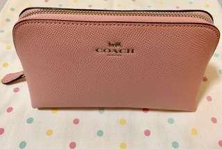 🚚 Coach Cosmetic Case