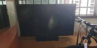 🚚 JVC LCD TV