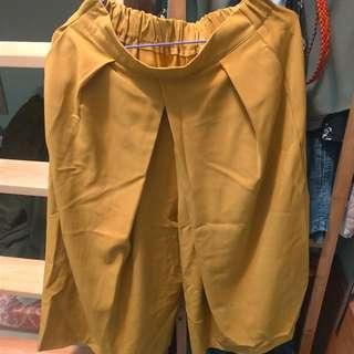 韓風 闊褲
