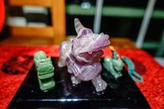 Fengshui Lions GoodLuck Charm