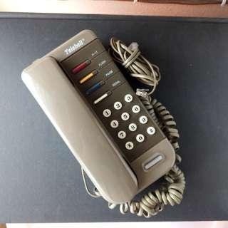 Telebell Old Line Phone (Antique/Prop/Collectible)