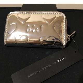 Marc by Marc Jacobs mirror coins purse