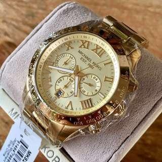 Michael Kors Layton Chronograph Men's Watch