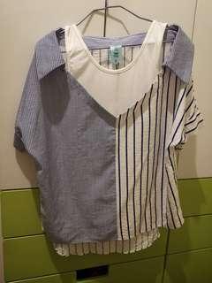 蝕讓~韓國 Shirt 二合一