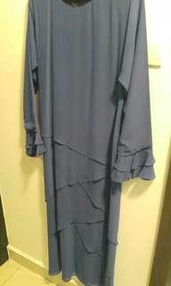 Its Nanalah Blue Dress