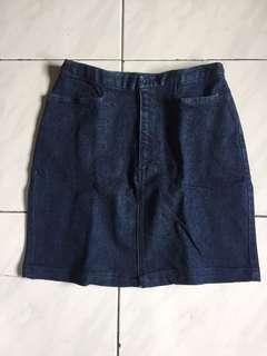 Denim Skirt rok jeans