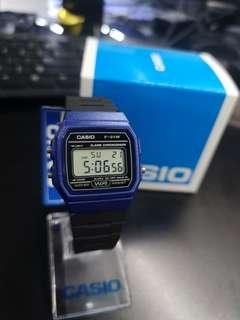 Casio Digital Watch F-91WM-2A (100%Ori)