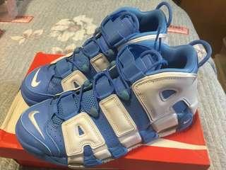 """Nike Air More Uptempo 96 """"UNC"""" US 10.5"""