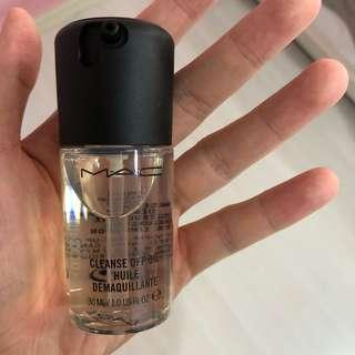 mac make up remover