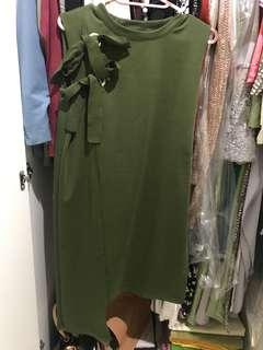 Dress merk hardware