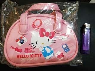 🚚 全新三麗鷗Kitty手提小包 - 兒童