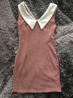 [brand new] Peach dress