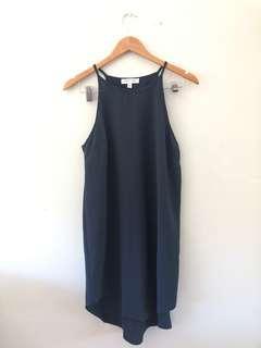 Navy dress/top