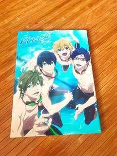 Anime Free! -Eternal Summer-Official Fan Book